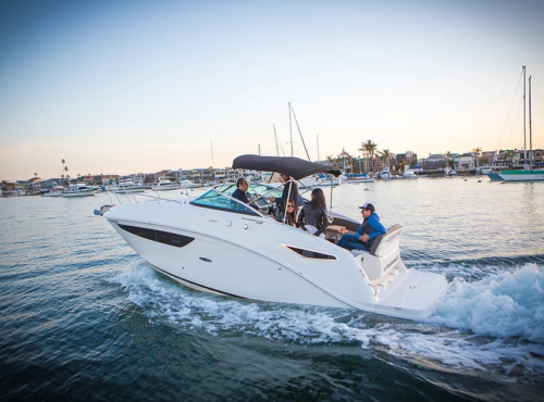 27ft Sea Ray 2015