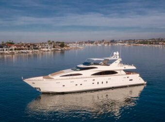yacht charter California