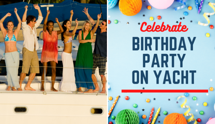 Why Hire Luxury Yacht Rentals for Birthday Parties